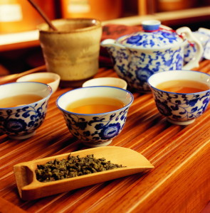 Chinese tea craft, uulong, puer, wulong, green tea