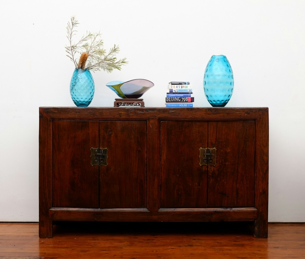 Elm sideboards made 100 years ago